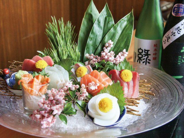 鮮魚すし天ぷら てん