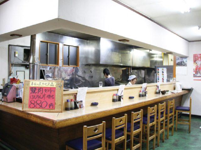 にしざわ食堂